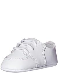 weiße Oxford Schuhe
