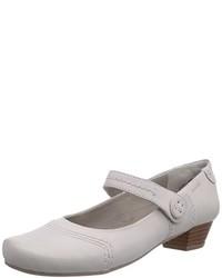 weiße Pumps von Marc Shoes