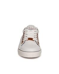 weiße Segeltuch niedrige Sneakers von Camp David