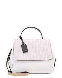 weiße Shopper Tasche von DKNY