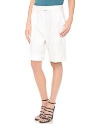 weiße Shorts von 3.1 Phillip Lim