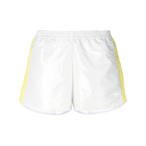 weiße Shorts von adidas