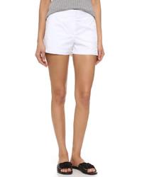 weiße Shorts von DKNY