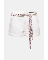 weiße Shorts von edc by Esprit