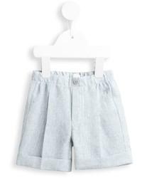 weiße Shorts von Il Gufo