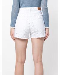 weiße Shorts von Isabel Marant Etoile