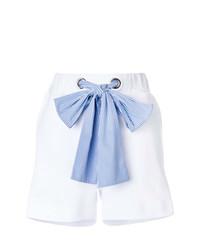 weiße Shorts von MSGM