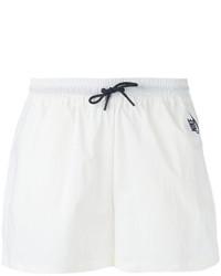 weiße Shorts von Nike