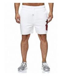 weiße Shorts von Redbridge