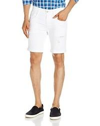 weiße Shorts von Replay