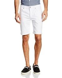 weiße Shorts von Selected Homme