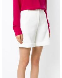 weiße Shorts von Olympiah