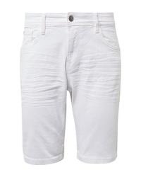 weiße Shorts von Tom Tailor Denim