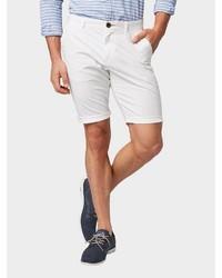 weiße Shorts von Tom Tailor