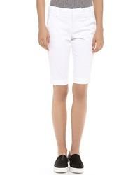 weiße Shorts von Vince