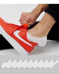 weiße Sneakersocken von ASOS DESIGN