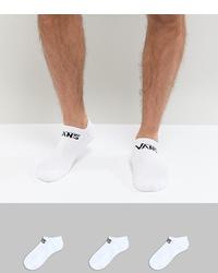 weiße Sneakersocken von Vans