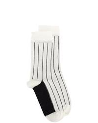 weiße Socken von Haider Ackermann
