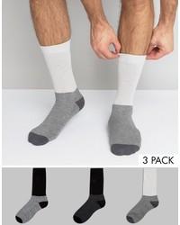 weiße Socken von Asos