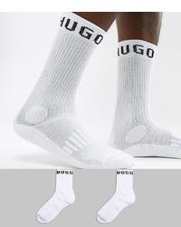 weiße Socken von BOSS