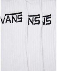 weiße Socken von Vans, €14   Asos   Lookastic