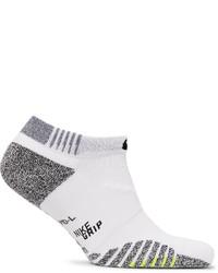weiße Socken von Nike