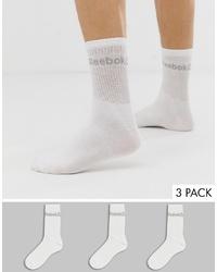 weiße Socken von Reebok