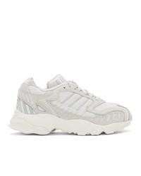 weiße Sportschuhe von adidas Originals