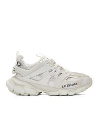 weiße Sportschuhe von Balenciaga