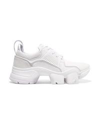 weiße Sportschuhe von Givenchy
