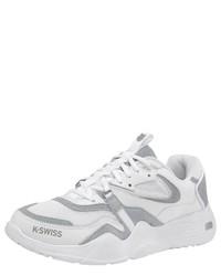 weiße Sportschuhe von K-Swiss