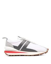 weiße Sportschuhe von Lanvin