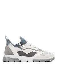 weiße Sportschuhe von Prada