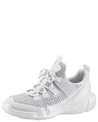 weiße Sportschuhe von Skechers