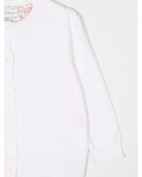 weiße Strickjacke von Ralph Lauren