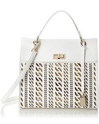 weiße Taschen von Versace