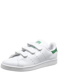 weiße Turnschuhe von adidas