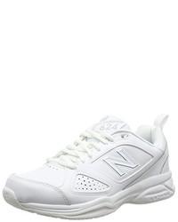weiße Turnschuhe von New Balance