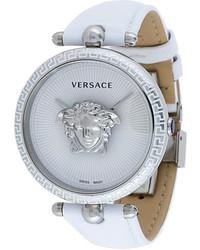 weiße Uhr von Versace