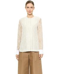Bluse mit knoepfen medium 259297