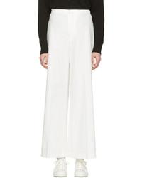 Weiße Weite Hose von Isabel Marant