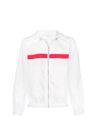 weiße Windjacke von Givenchy