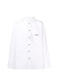 weiße Windjacke von Kenzo