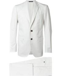 weißer Anzug von Lanvin