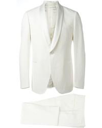 weißer Anzug von Lardini