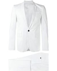 weißer Anzug von Les Hommes