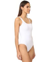 0cc04691865004 weißer Badeanzug von Cushnie et Ochs, €379   shopbop.com   Lookastic