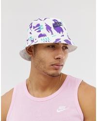 weißer Fischerhut von Nike