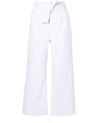 weißer Hosenrock von J Brand