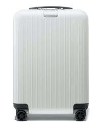 weißer Koffer
